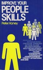 Improve Your People Skills, Peter Honey, Used; Good Book