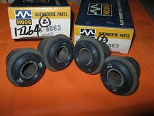 New 1965-70 Ford,Mercury,Lincoln,T-Bird front upper control arm bushing set