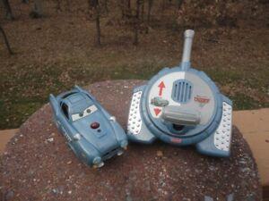 GeoTrax Remote Control Disney Pixar Cars Finn McMissile R/C