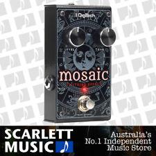Digitech Mosaic Polyphonic 12-String Guitar Effects Pedal w/ 12 Months Warranty.