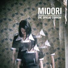 SHE SPREAD SORROW Midori CD Digipack 2018
