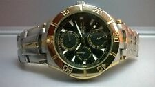 STUNNING GENT'S 1990'S AMITRON 165 WATER RESIST WATCH IN GREAT CONDITION & BOXED