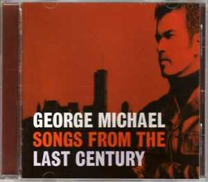George Michael - Songs From The Last Century - CDA - 1999 - Pop Rock