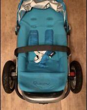Quinny Single Seat Stroller & Bassinet Set