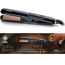 Nicky Clarke SuperShine Women's Hair Straightener 235°C Ionic Steam Conditioning