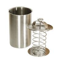 1 Liter Stainless Steel Ham Press Maker Pot Pressure Cooker Thermometer Boiler