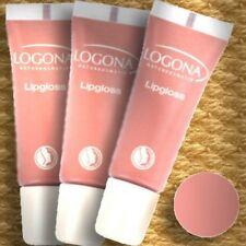 Logona TWINPACK Lipgloss APRICOT 03 natural cosmetics organic vegan anti-aging 10 ml