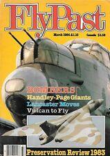 FlyPast Magazine 32 Bomber Handley Page Lancaster Vulcan Dauntless Aichi D3A Val