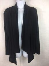 Isabella Rodriguez L Large Open Cardigan Sweater Lightweight Jacket  (P9)
