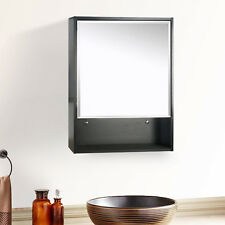 Surface Mount Black Medicine Cabinets For Sale | EBay