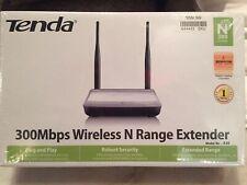 300mbps wireless-n range extender wifi repeater