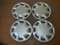 "Ford Probe Hubcap Rim Wheel Cover Hub Cap 1990 90 91 92 14"" OEM USED 890 SET 4"