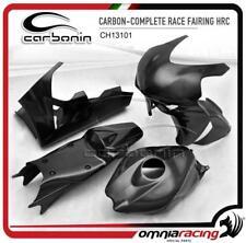 Carbonin HRC Complete Race Carénage carbone fibre pour Honda CBR1000RR 2008>2011