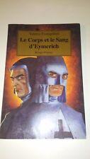 Le Corps et le sang d'Eymerich - Valerio Evangelisti (dédicacé)