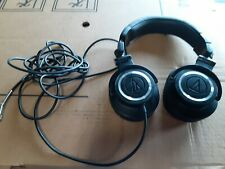 Audio-Technica ATH-M50 Headphones Used