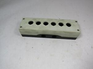 Eaton M22-16PG Plastic Push Button Enclosure 56x80x252mm ! WOW !