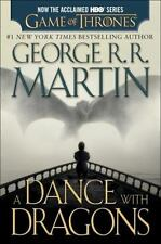 A Dance with Dragons (HBO Tie-In Edition): A Song of Ice and Fire: Book Five (Pa