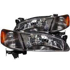 Headlight Set-Crystal ANZO 121131