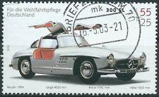 BRD Bund 2002 Mercedes 300 SL Mi.2291 Post-/Tagesstempel orig. gelaufen