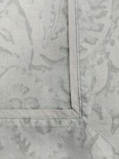Ralph Lauren Archival Pillow Sham King Size Fleur Du Roi Gray Silver Very Nice!