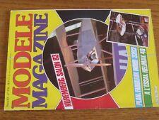 $$$ Revue Modele Magazine N°378 Helimax 40Corsair SpitfireProfils HQ