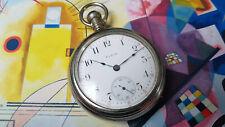Montre gousset Vintage Elgin pocket watch 18s -15j Taschenuhr Orologio da tasca