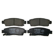 Disc Brake Pad Set Rear Federated D883C
