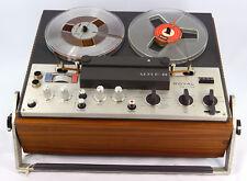 Tonbandmaschine UHER ROYAL DE LUXE CON 4 CABEZALES -Nº Serie 2944-101251