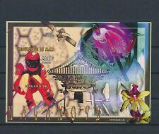 LO68393 Mali 1998 Nagano sports olympics imperf sheet MNH