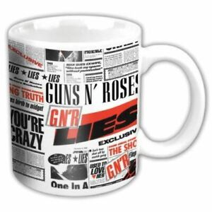 307036Q | Mug | Guns N Roses Boxed Mug Lies