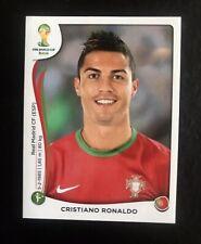 CRISTIANO RONALDO 2014 Panini World Cup Portugal Sticker #523 - MINT PSA 10?