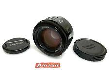 【EXCELLENT+++++】 Minolta AF 50mm f/1.4 Standard Prime Lens for Sony A from JAPAN