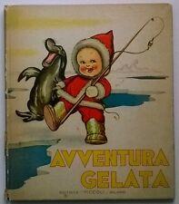 AVVENTURA GELATA, J. Colombini - illustr. Mariapia