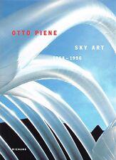 Fachbuch Otto Piene, Sky Art 1968-1996, STARK REDUZIERT, statt 34 €, NEU & OVP