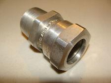 """NEW Cooper Crouse Hinds ALS-950 1"""" NPT x 3/4"""" EMT Aluminum Compression Hub Union"""
