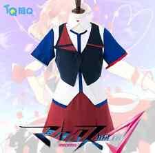 MACROSS DELTA Freyja Wion Cosplay Costume custom any size