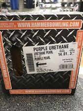 New listing 14lb Hammer Purple Urethane