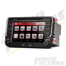 XTRONS VW Golf MK5 Car Radio Stereo DVD CD Sat-Nav GPS OEM-Style User Interface