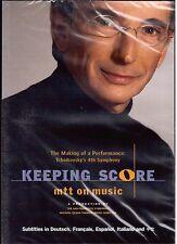 Tchaikovsky: Sinfonia No 4, Keeping Score / Tilson Thomas, San Francisco - DVD