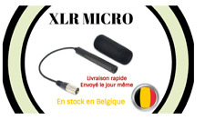 NEW Microphone XLR MICRO FOR CAMERA SONY PANASONIC CANON JVC