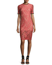 BRAND NEW ALEXIS REMI LACE CUTOUT COCKTAIL EVENING PARTY DRESS S  NWT