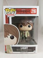 Animation Funko Pop - Light - Death Note - No. 216
