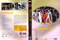 BONEY M: The Greatest Hits Live  DVD NEW