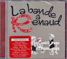 CD 14T LA BANDE A RENAUD AUBERT/NOLWENN LEROY/BENABAR/NICOLA SIRKIS..NEUF SCELL