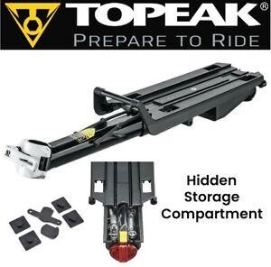 Topeak MTX Beam Rack EX TA2103  Rear Bike Bicycle Seatpost Mount Quick Release