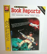 Writing Book Reports Grades 3-6 Remedia Teacher Resource Book Teaching Ideas