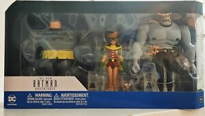 DC collectibles the new adventure of batman animated series dark Knight returns