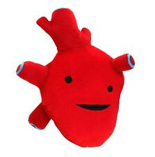 HUMONGOUS HEART PLUSH I GOT THE BEAT I HEART GUTS