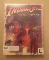Indiana Jones and the Fate of Atlantis (PC, 1992)