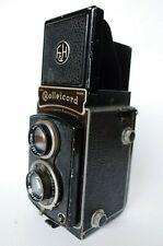 ROLLEICORD II CARL ZEISS JENA 75mm Lens MEDIUM FORMAT CAMERA. WORKING!